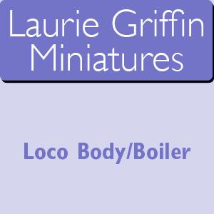 Loco Body/Boiler