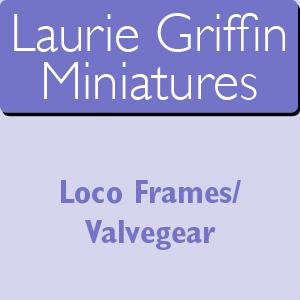 Loco Frames/Valvegear