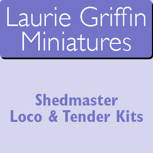 Shedmaster Loco & Tender Kits