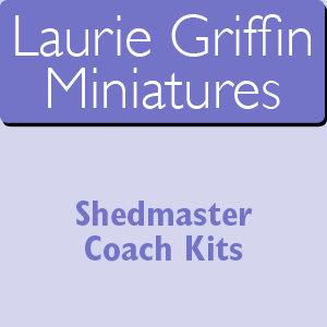 Shedmaster Coach Kits