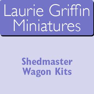 Shedmaster Wagon Kits